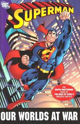 Ebook free download for android phones Superman: Our Worlds at War - The Complete Collection by Jeph Loeb, Joe Kelly English version
