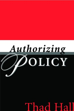 Authorizing Policy cover
