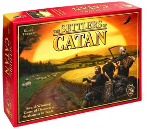 Settlers of Catan 4th Edition (Board Game) $26.42