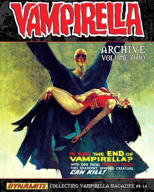 Vampirella Archives, Volume 2