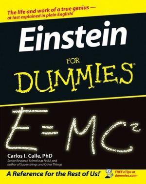 Download a book to your computer Einstein For Dummies (English literature)