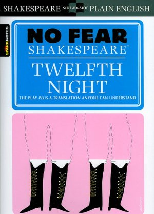 a textual and language analysis of william shakespeares play twelfth night Ender trouble in twelfth night  william prynne's histrio-mastix  35 the text and the play twelfth night is an act of language both as it was performed.