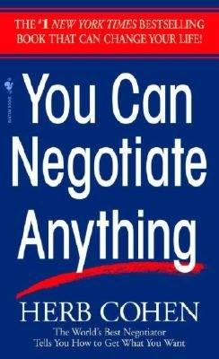 Joomla ebook download You Can Negotiate Anything