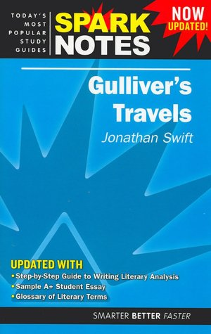 a short literary analysis of gullivers travels by jonathan swift