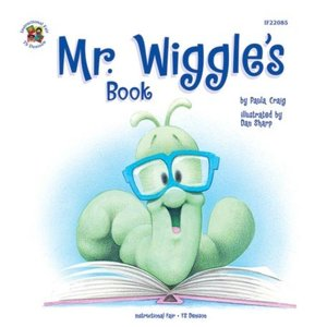Mr. Wiggle's Book