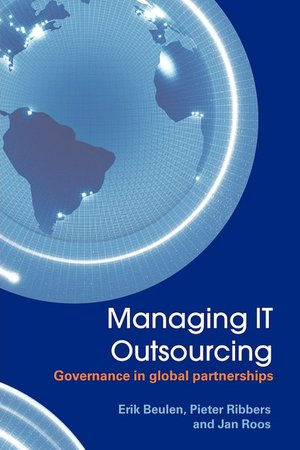 Managing It Outsourcing cover