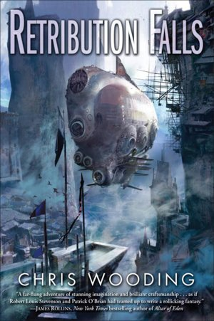 Free ebooks downloads for pc Retribution Falls by Chris Wooding