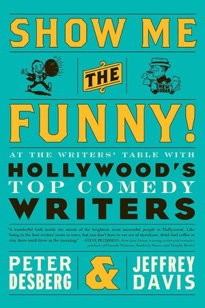 Kate Spencer • Book Report: Show Me The Funny!