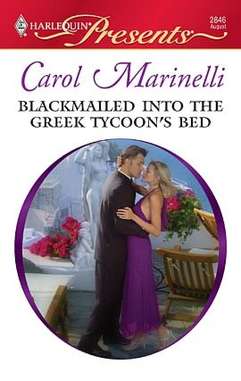 Free books download for ipod touch Blackmailed into the Greek Tycoon's Bed (Harlequin Presents #2846) PDB FB2 9781426837784