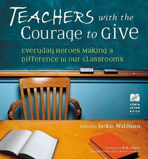Teachers with the Courage to Give cover