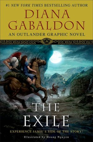 Free download ebooks pdf for it The Exile: An Outlander Graphic Novel by Diana Gabaldon, Hoang Nguyen