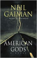 American Gods by Neil Gaiman: NOOK Book Cover