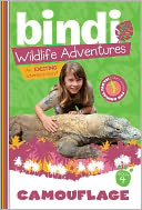 Camouflage (Bindi Wildlife Adventures Series) by Bindi Irwin: NOOK Book Cover