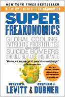 SuperFreakonomics by Steven D. Levitt: Book Cover