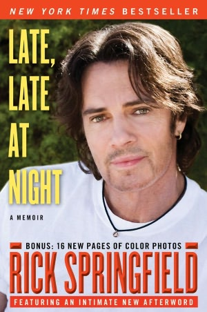 Free e books direct download Late, Late at Night (English Edition) 9781439191804 by Rick Springfield CHM