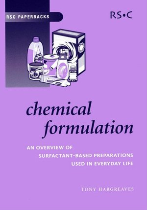 Chemical Formulation cover