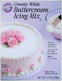 Buttercream Icing Mix 14 Ounces-Creamy White by Wilton: Product Image