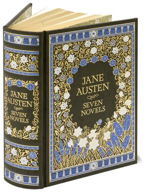Jane Austen: Seven Novels (Barnes & Noble Leatherbound Classics)