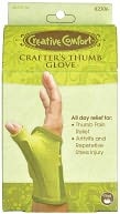 Creative Comfort Crafter's Thumb Glove-Medium by Dritz: Product Image