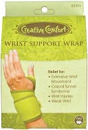 Creative Comfort Wrist Support Wrap by Dritz: Product Image