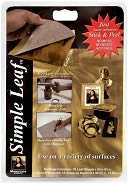 Simple Leaf Leafing Sheets 5.5&quot;X5.5&quot; 18/Pkg-Gold by Speedball Art Products: Product Image