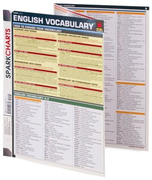 English Vocabulary (SparkCharts)
