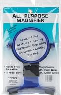 All Purpose Magnifier-Assorted Colors by Caron: Product Image