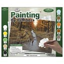 Adult Paint By Number Kit 15-3/8&quot;X11-1/4&quot;-Symond's Creek by Royal Brush: Product Image