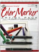 Essentials Artist Pack-Color Marker by Royal Brush: Product Image