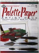 Essentials Artist Pack-Palette Paper by Royal Brush: Product Image
