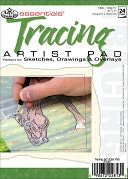 "Essentials Tracing Paper Pad 5""X7""-24 Sheets by Royal Brush: Product Image"