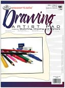 "Essentials Artist Paper Pad 9""X12""-Drawing-100 Sheets by Royal Brush: Product Image"