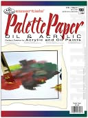"Essentials Artist Paper Pad 9""X12""-Palette-100 Sheets by Royal Brush: Product Image"