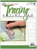 "Essentials Artist Paper Pad 9""X12""-Tracing-30 Sheets by Royal Brush: Product Image"