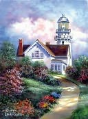 Acrylic Paint Your Own Masterpiece Kit 11&quot;X14&quot;-Cape Elizabeth by Royal Brush: Product Image