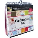 "Calendar Kit 8"" X 8.5"" by Diecuts With A View: Product Image"
