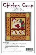 "Chicken Coop Quilt Kit-13""X 15"" by Rachel's Of Greenfield: Product Image"