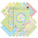 "All-In-One Scrap Pad 12""X12""-Design Ranch Baby, 24 Sheets by K&Company: Product Image"