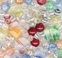 Bracelet Blends Beads-Cube Mix Multi by Cousin: Product Image