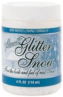 Aleene's Glitter Snow-4 Ounces by Duncan: Product Image