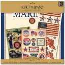 "Military Scrap Kit 12""X12""-Marines by K&Company: Product Image"