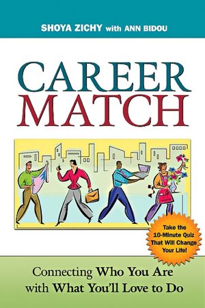 Free best seller books download Career Match: Connecting Who You Are with What You'll Love to Do CHM MOBI