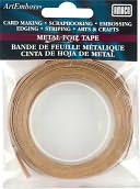 "ArtEmboss Metal Foil Tape 1/4""X16 Feet-Copper by AMACO: Product Image"