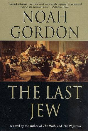 Best ebooks for free download Last Jew  by Noah Gordon (English Edition)