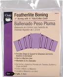 Featherlite Boning 2 Yards-White by Dritz: Product Image