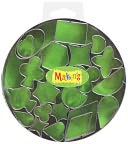 Makin's Clay Cutters 22/Pkg-Geometric by Makin's USA: Product Image