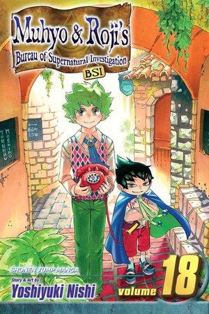Muhyo & Roji's Bureau of Supernatural Investigation, Volume 18