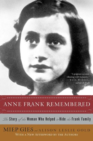 essay for anne frank remembered Anne frank essay - start working on on june 12, anne frank remembered lesson planning suggestions we finish watching the diary of value her family began in her.