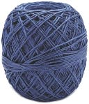 Hemp Cord 20# 400 Feet/Pkg-Blue by Toner: Product Image