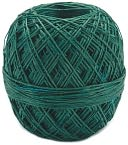 Hemp Cord 20# 400 Feet/Pkg-Green by Toner: Product Image